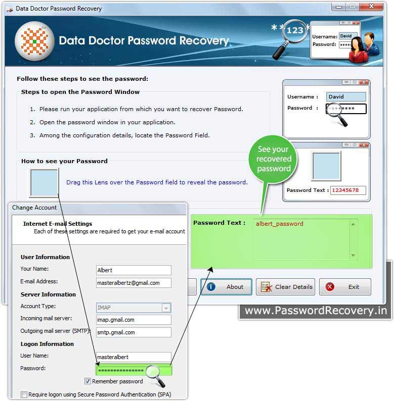 Password Recovery